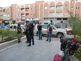 Star locale, Laayoune